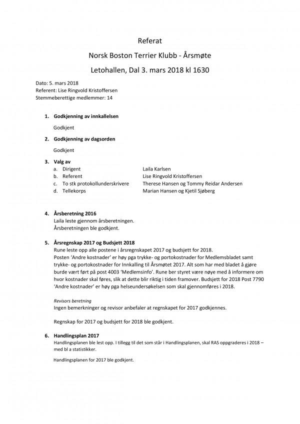 Årsmøtereferat 2018 side1